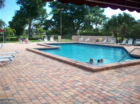 pool pavers american paving systems brick pavers and travertine