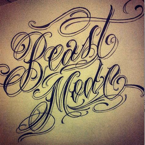 quot beast mode quot by twice dead serious tattoo studio flickr