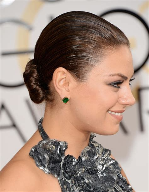 classic hairstyles buns 50 classic buns to copy from celebrities hairstyles