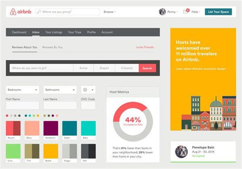 airbnb ui kit designer s guide to working with style guides style