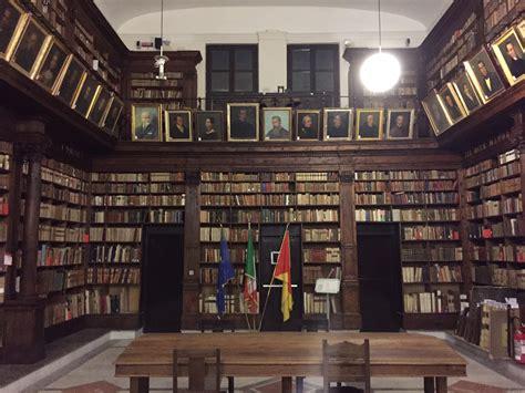 libreria comunale palermo dopo restauri e adeguamenti riapre la biblioteca