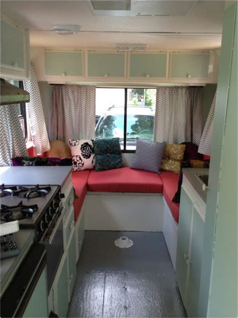 trailer for after before and after photos rv remodel nomadic powers