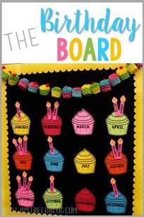 birthday bulletin board templates 25 best ideas about preschool birthday board on