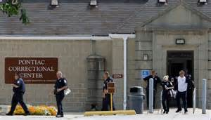 Pontiac State Prison Illinois Prisons Overtime Jumped Last Year