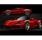 Ferrari F80 Concept  FERRARI Pinterest