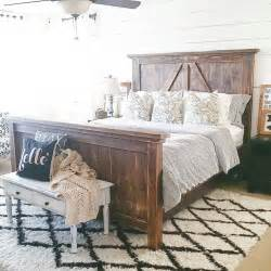 farmhouse headboard plans 17 best ideas about ana white beds on pinterest diy king
