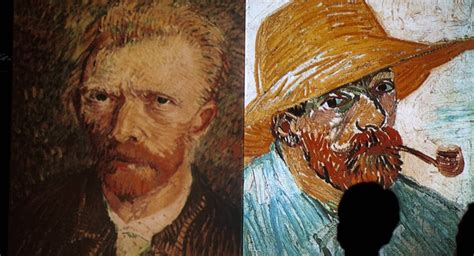 van gogh ear swedish van gogh lookalike to cut off his ear become