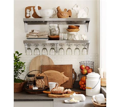 pottery barn wall shelves small space solutions 5 ways with wall shelves