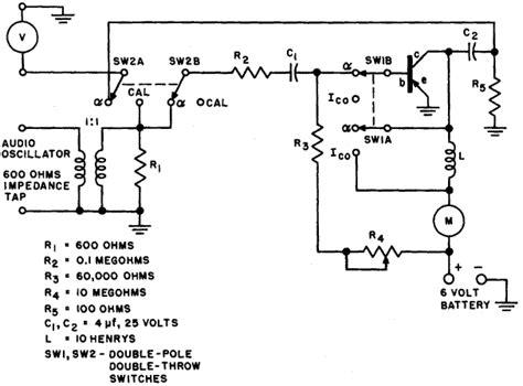transistor basics transistor basics transistor test sets