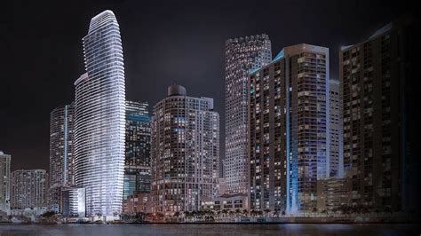 aston martin is building a luxury condo tower in miami