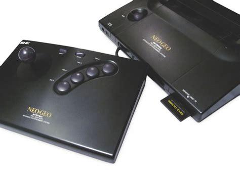 neo geo mvs console top ten neo geo retro gamer