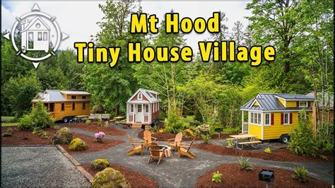 Tiny Homes Oregon by Tiny House In Oregon Welcomes Tiny Housers