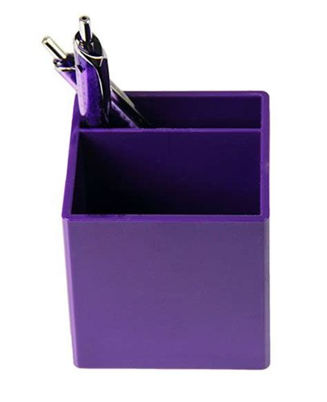 Purple Desk L With Organizer by 1000 Ideas About Purple Desk On Purple Desk