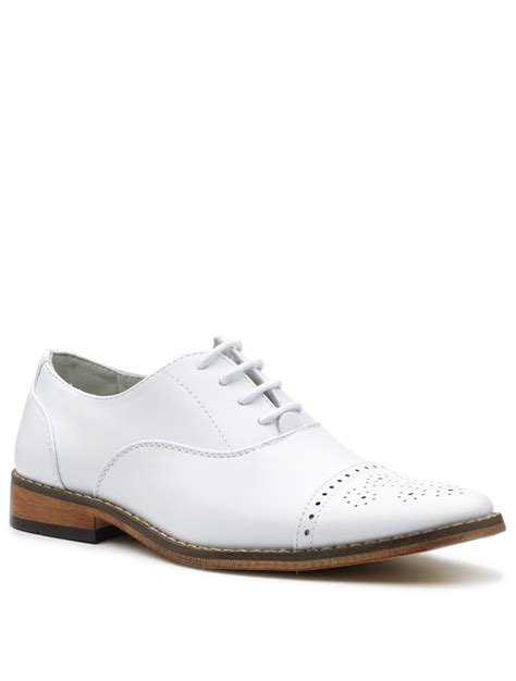 white oxfords shoes boys white shoes boys white oxford shoes paisley of