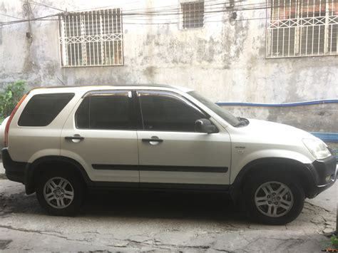 how make cars 2003 honda cr v parking system honda cr v 2003 car for sale metro manila