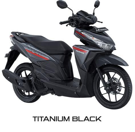 Thailook Beat Tipe Iss by 4 Pilihan Warna New Honda Vario 125 150 Terbaru 2018