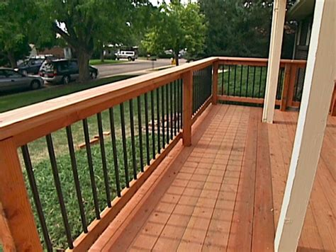 Decking Banister by Deck Railings On Railings Decks And Deck