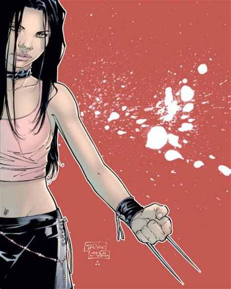 X-23 - Marvel Universe Wiki: The definitive online source ... X 23