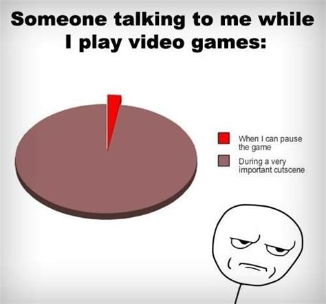 Meme Video Game - video games and talking pie chart portal 2 videos and