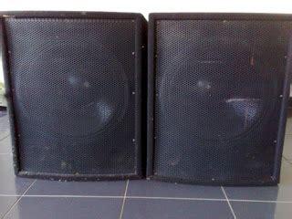 Mixer Audio Seken salam counter sound system buatan anak negeri terlengkap dan murah second seken tahun 2011