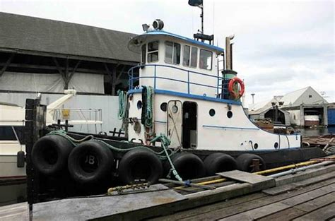 tugboat for sale canada tug boats for sale boats
