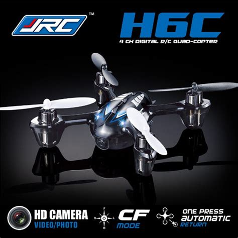 Rc Quadcopter Jjrc H6c 6 Axis Gyro 4 Ch With Hd jjrc h6c 4 channel 6 axis gyro 2 4ghz quadcopter with 2