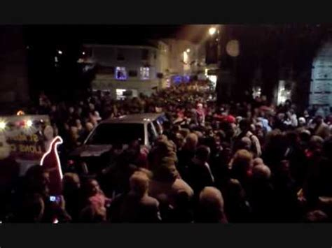 st austell christmas lights switchon 2008 youtube