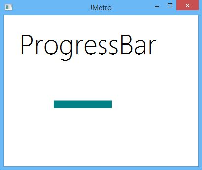 progress bar swing metro pixel duke