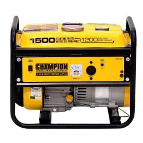 chion power equipment 1 200 watt 1 500 watt recoil