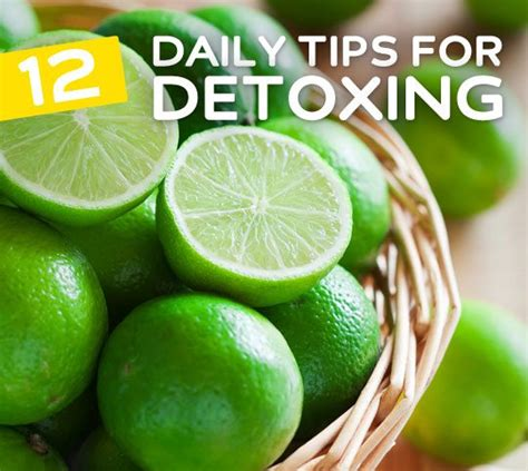 Things To Do To Detox by 12 Things You Can Do For Daily Detoxification Bembu