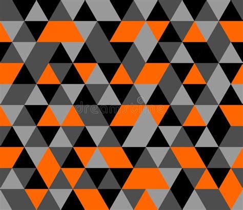 orange black polygonal mosaic background vector tile vector background stock vector image 64449024