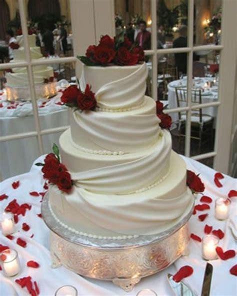 Simple Wedding Cake Decorating Ideas   Wedding and Bridal