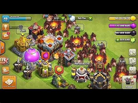 coc mod game new version 360 coc hack version video 1080 hd youtube