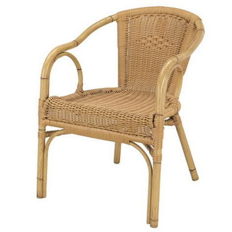 Bamboo Chair by Vintage Wicker Furniture