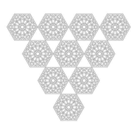 Islamic Pattern For Illustrator | islamic pattern project 2 download dana krystle s