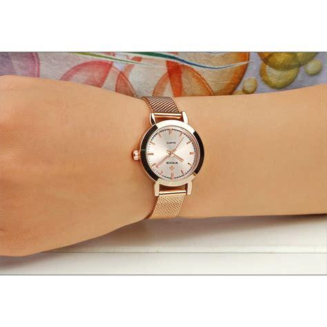 Lucciano Jam Tangan Wanita Gold wwoor jam tangan luxury wanita 8823 gold