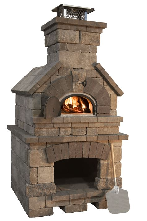 How To Build A Backyard Brick Oven by Belgard Elements Outdoor Enjoyment Fast Outdoor