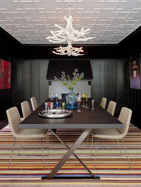 plafond original le faux plafond suspendu est une d 233 co pratique pour l