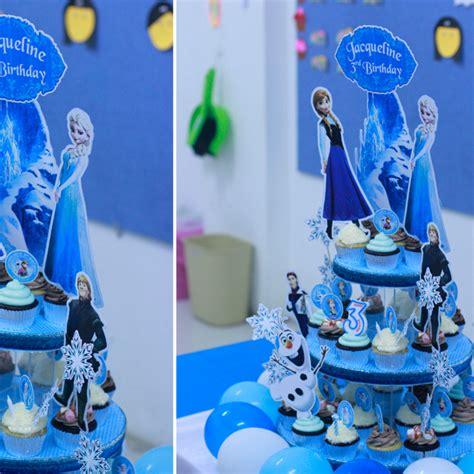 Gorden Karakter Frozen Paling Baru toko cupcake terbaik di jakarta berbagi