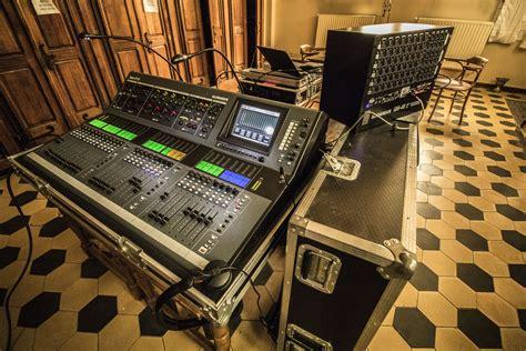 Mixer Allen Heath Ilive allen heath ilive t112 image 1738219 audiofanzine