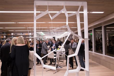 design events los angeles designers gather at teknion s new los angeles showroom