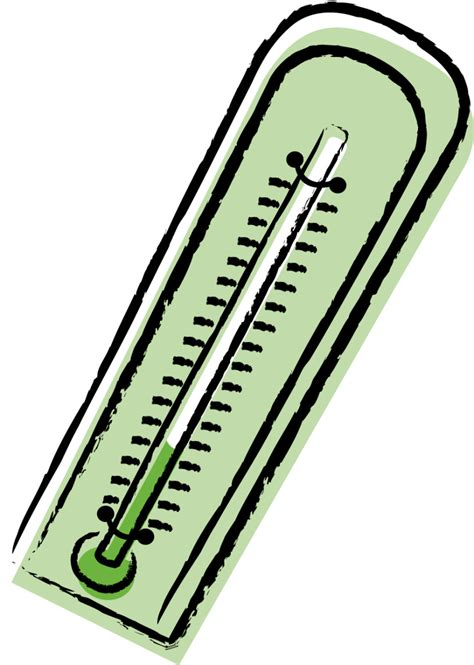 clipart etc thermometer clipart etc clipartix