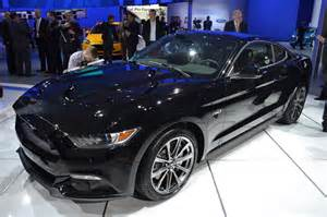 Black Ford Mustang 2015 Ford Mustang 2015 Black Photo Gallery 3 10