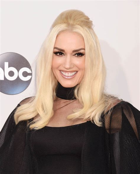 Gwen Stefani by Gwen Stefani At The 2015 American Awards And