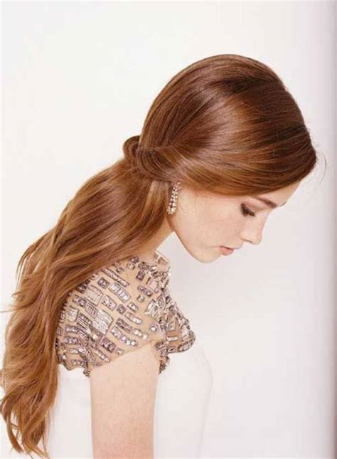 elegant hairstyles for straight hair best wedding hairstyles for long hair weddingwide com