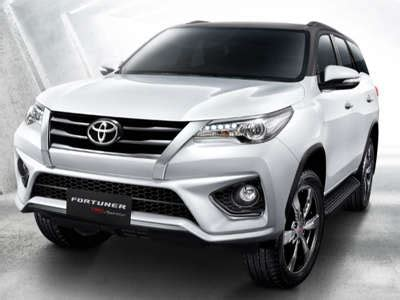 toyota fortuner for sale price list in india september