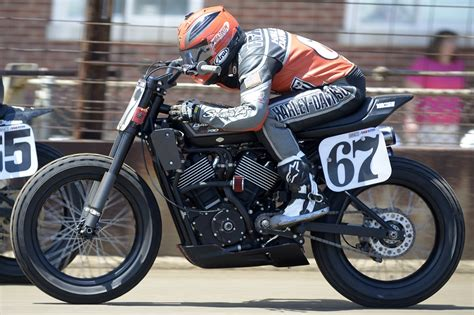 Harley Davidson Flat Tracker by Xg750r Flat Tracker Ready For Racing Debut Harley