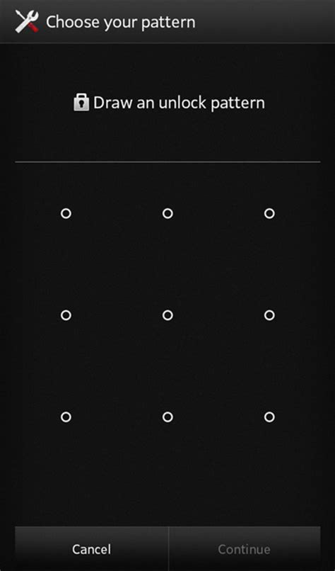 pattern lock screen for android how to unlock android phone if you forgot the password or