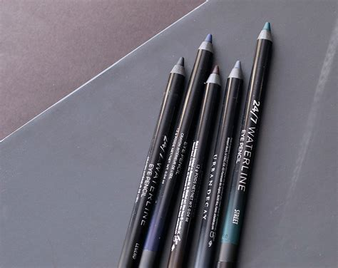Eyeliner Pencil Decay decay 2015 impressions makeup and