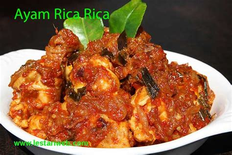 cara membuat mie ayam rica rica kumpulan resep asli indonesia ayam rica rica
